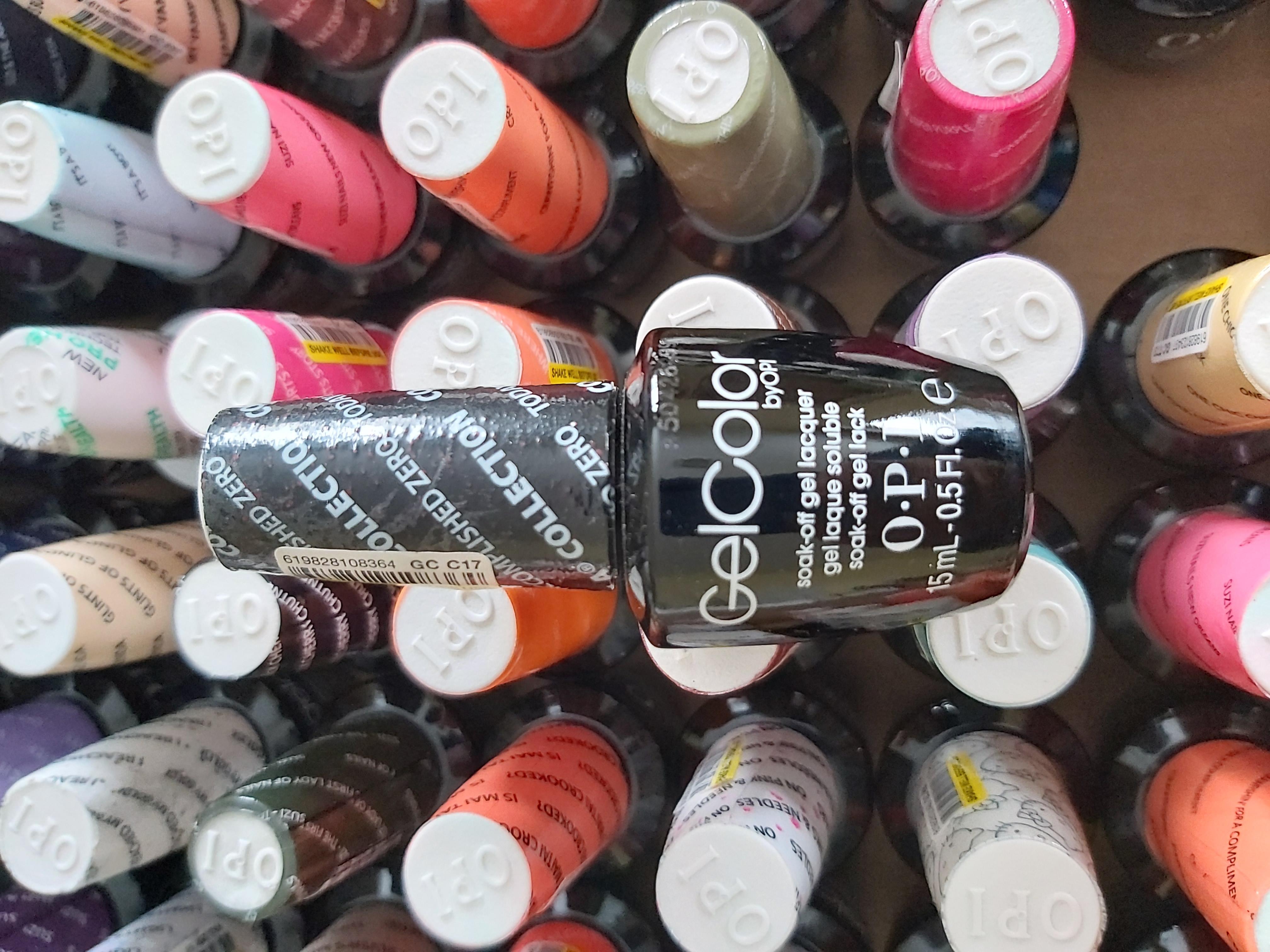 OPI Gel Color Soak-off Gel C17 TODAY I ACCOMPLISHED ZERO