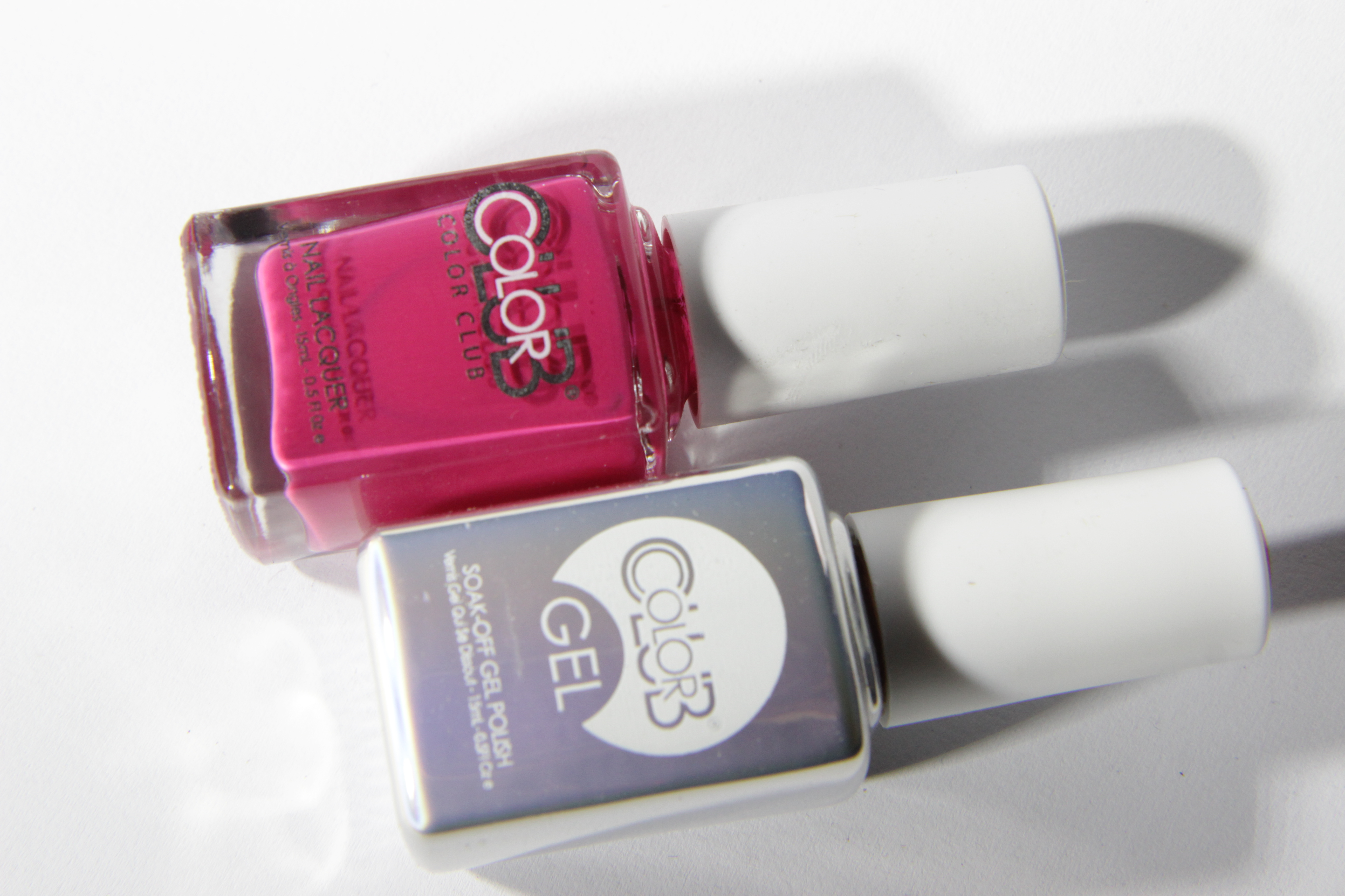 #0047 ALL OVER PINK Color Club Duo Nagellack Nail Lacquer and Soak-Off Gel Polish
