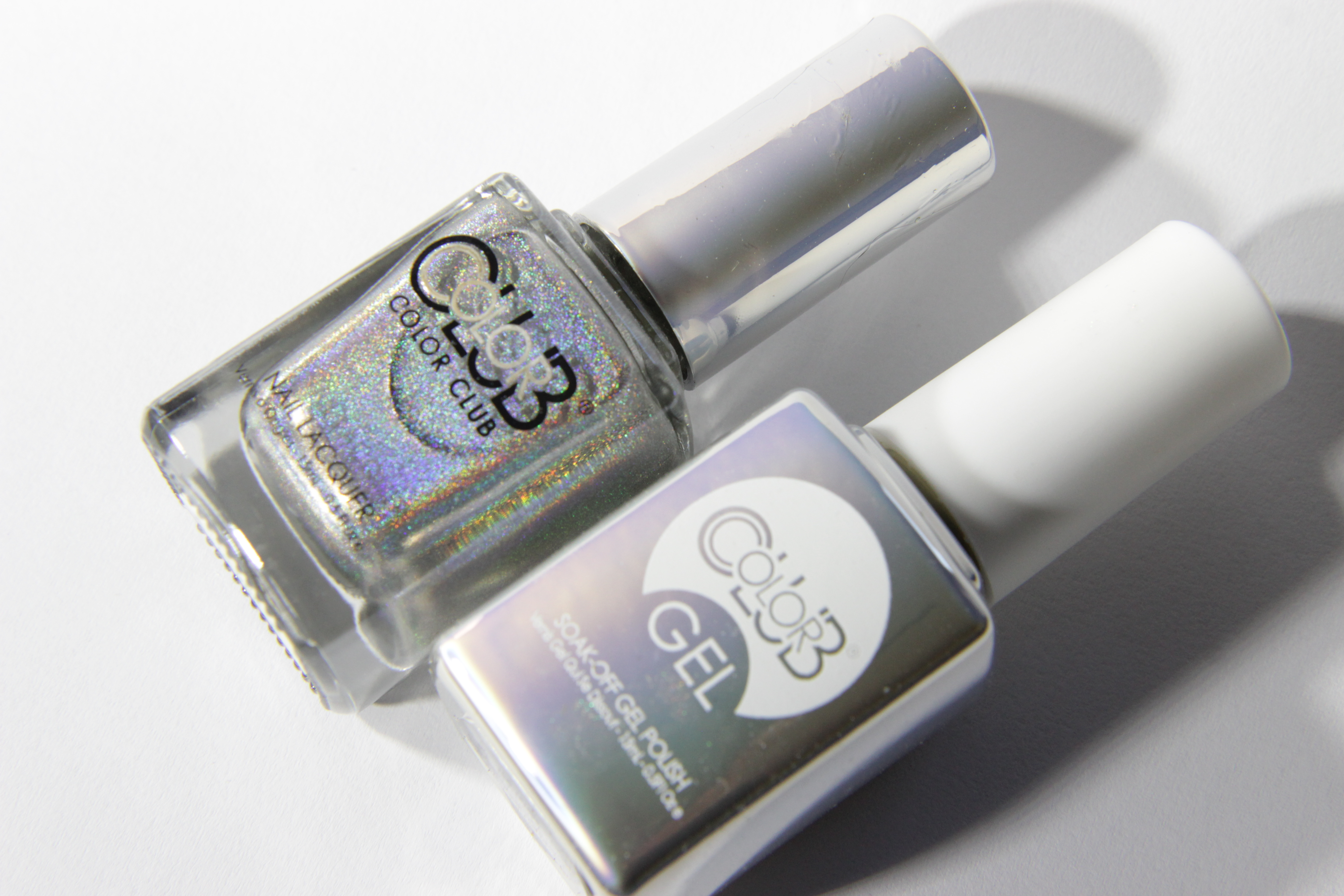 #0976 HARP ON IT Color Club Duo Nagellack Nail Lacquer and Soak-Off Gel Polish Chrom