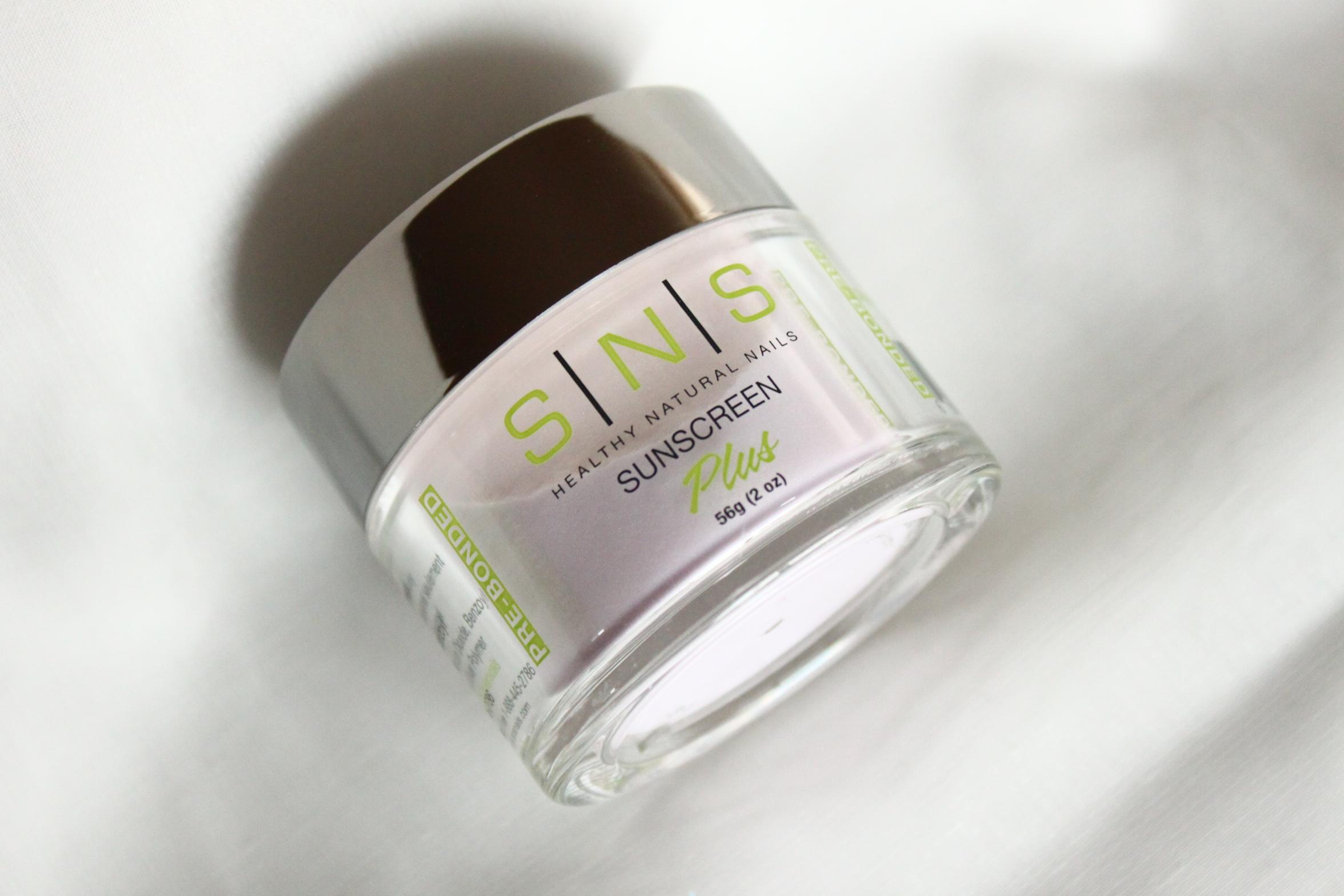 SNS Dip Powder Aufbaupulver Sunscreen  56g (2oz)