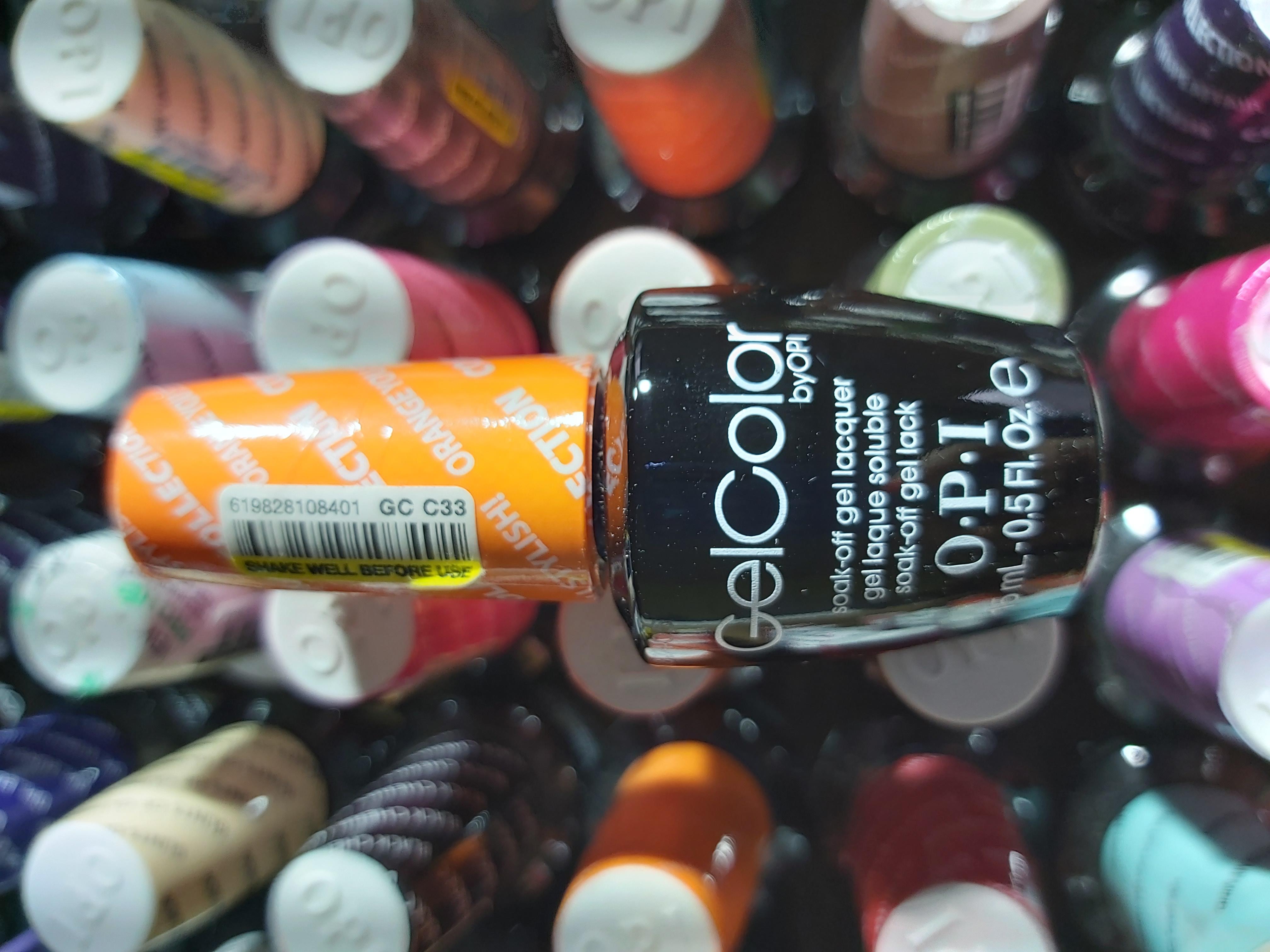 OPI Gel Color Soak-off Gel C33 ORANGE YOU STYLISH